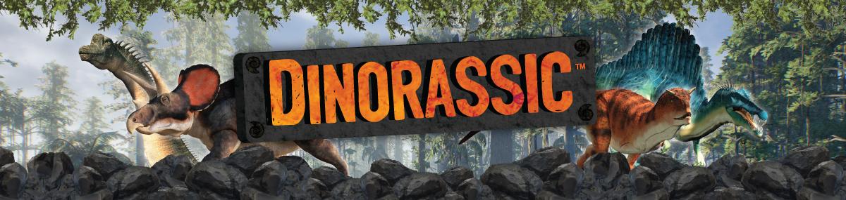 It's here: Dinorassic™!